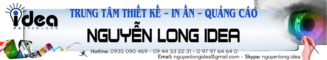 Bảng hiệu hộp đèn chữ nổi tại Nguyễn Long idea