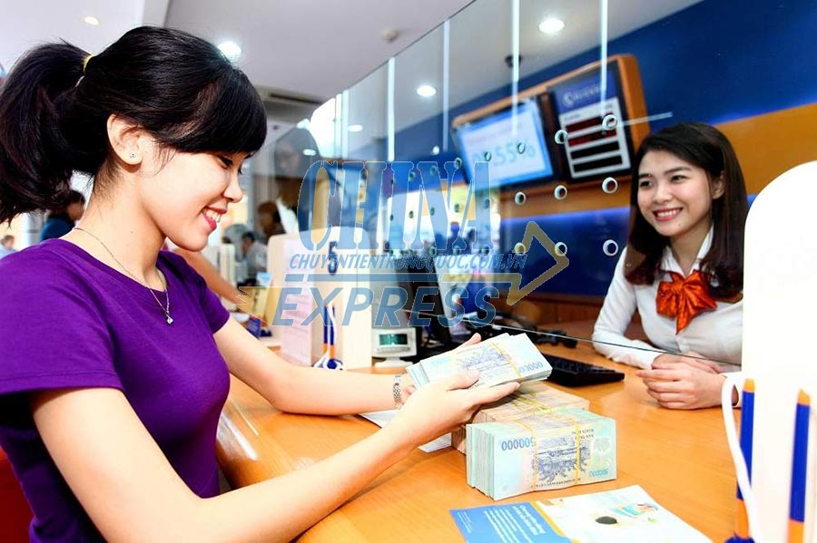 Lần đầu tiên dành cho người chuyển tiền Trung Quốc