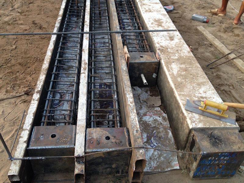 Cột bê tông cốt thép là gì? Nguyên tắckhithiết kếcột bê tông cốt thép