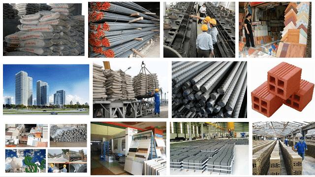 Top 10 công ty phân phối vật liệu xây dựng chuyên nghiệp nhanh chóng tại Tphcm