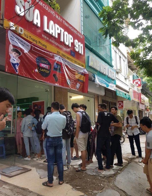 Top 7 trung tâm sửa chữa máy tính/laptop uy tín nhất tại Hà Nội